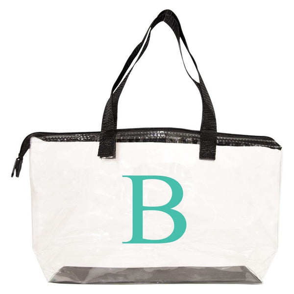 game day tote clear