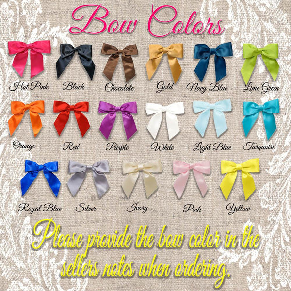 bow colors
