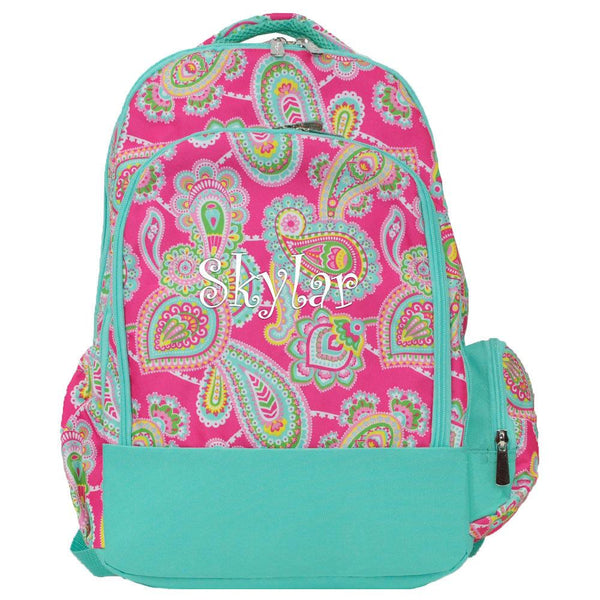 pink kids backpack