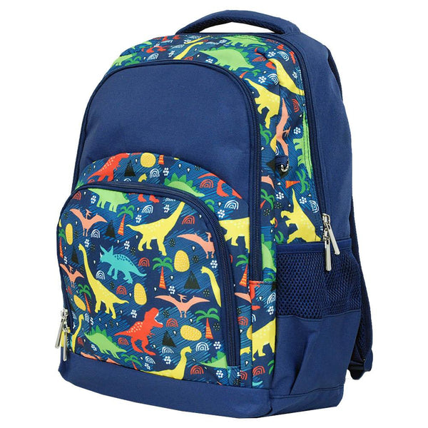 navy kids backpak