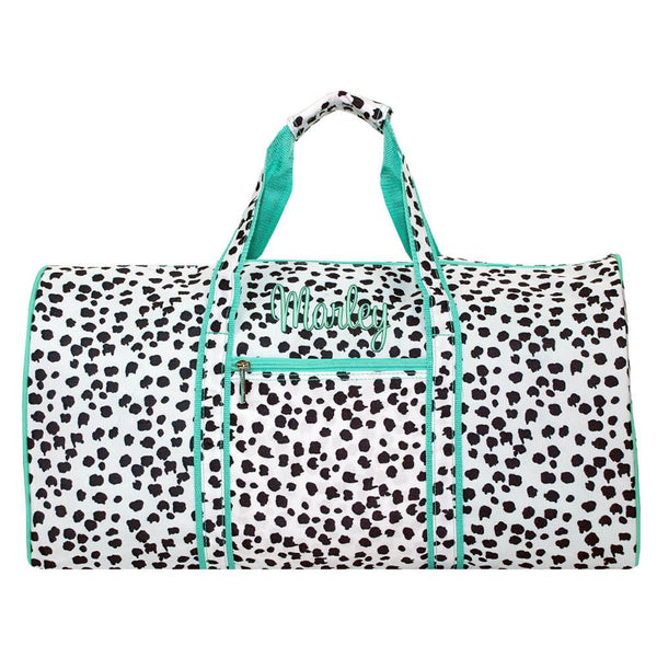 Leopard Duffle Bag for the fun in life