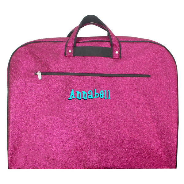 Glitter Garment Dance Cheer Travel Bag