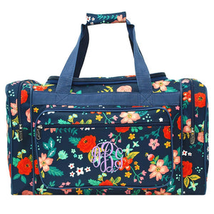 Poppies Duffle Bag 20""
