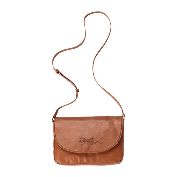 Camel Crossbody Purse