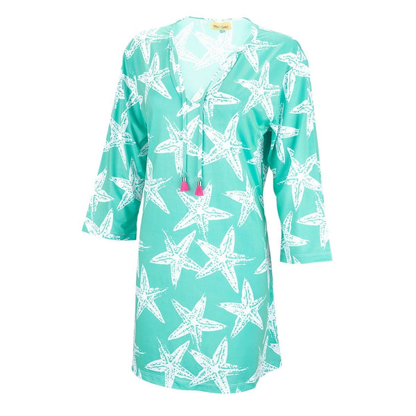 Sea Star Women's Tunic Beach Cover Up