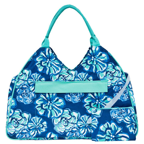 Personalized this Maliblue Beach Bag