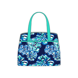Personalized this Maliblue Lunch Tote