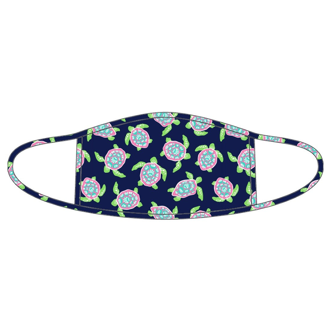 Turtle Bay Adult Face Mask