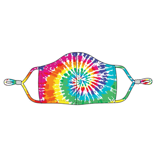 rainbow adjustable face cover
