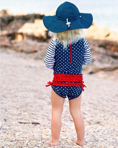 baby hat, navy hat, kids hat