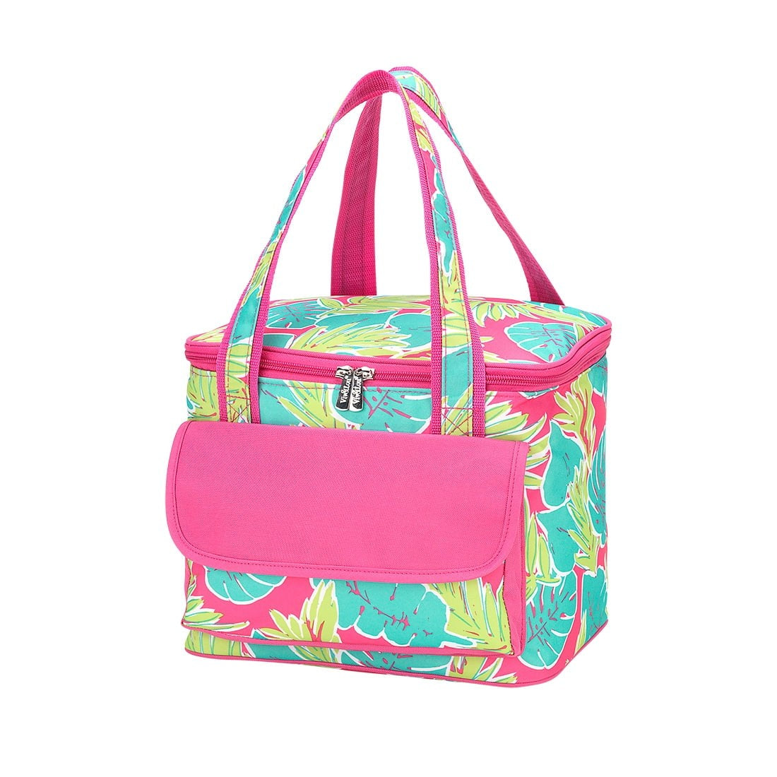 Personalized this Totally Tropics Cooler Bag