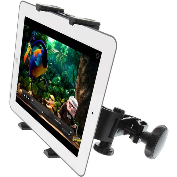 Support appuie-tête voiture compatible iPad 2 3/4 Air 5 Air 6 ipad mini 1/2/3 - accesoire - Compatible Apple
