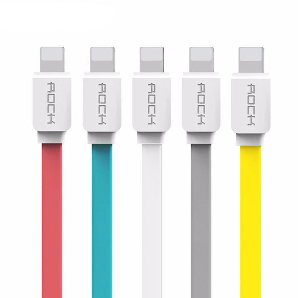 Cable chargeur + données Lighting USB compatible iPhone - Branchement - Compatible Apple