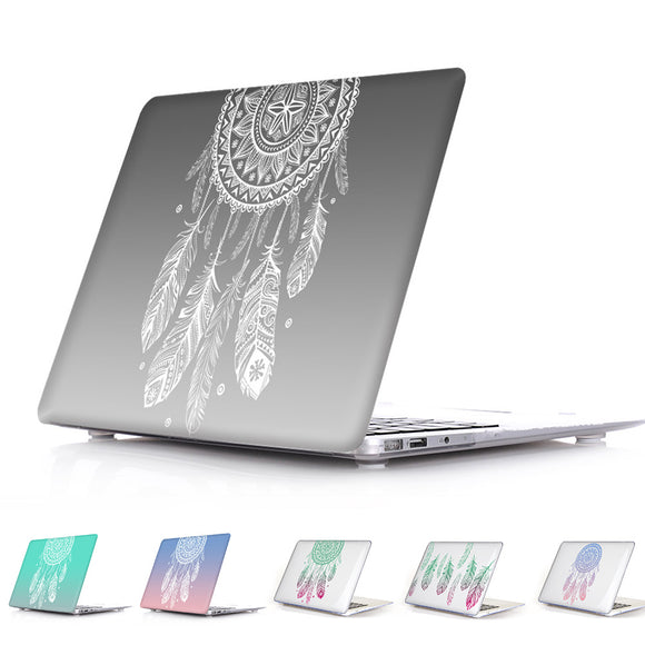 Coque Attrape Rêve compatible MacbookAir 13 11, MacBook Pro Retina 13 15 et Mac Book 12 - Protection - Compatible Apple
