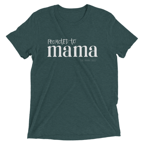 Promoted to Mama Tee