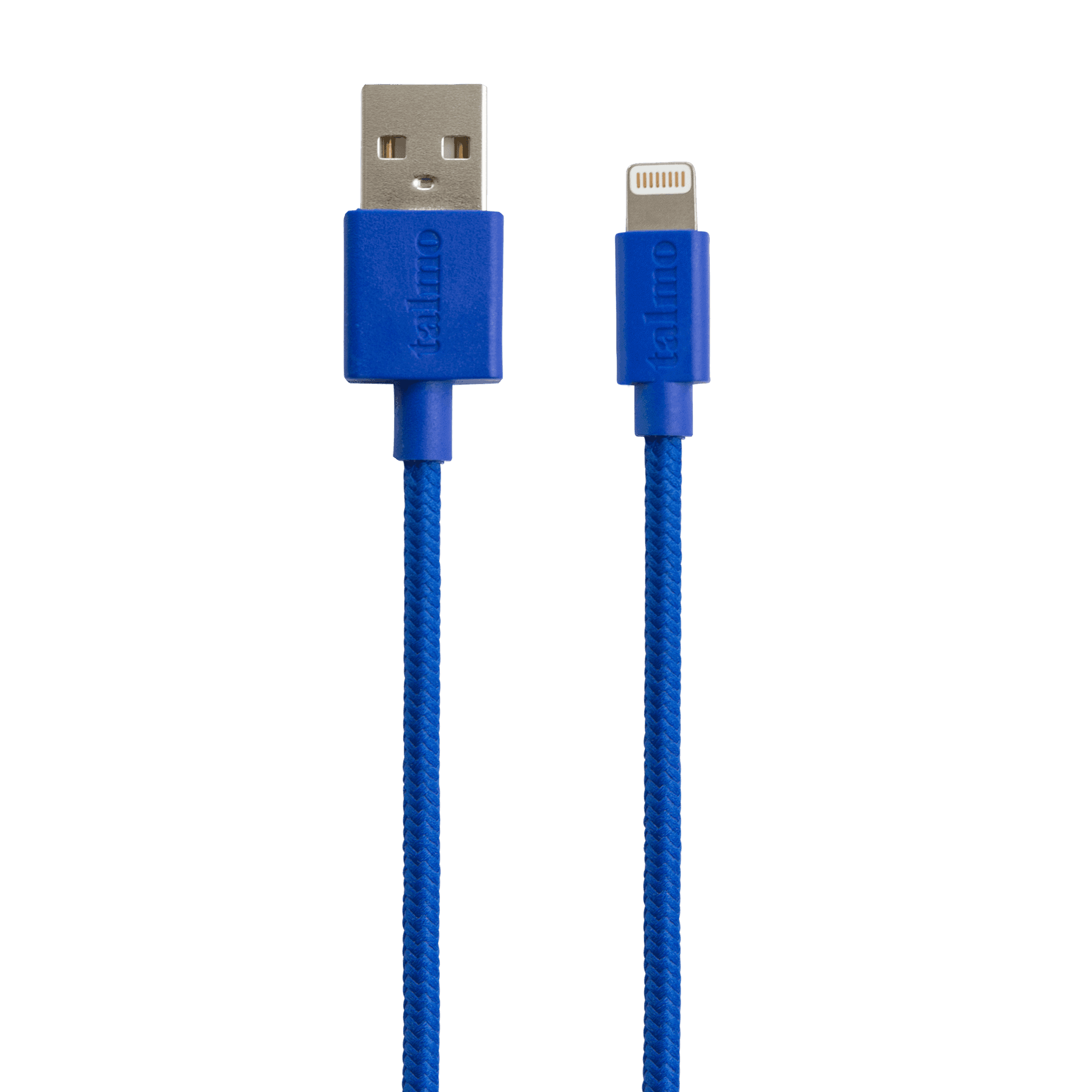 iPhone Cable in Midnight Blue