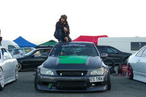 Ewan's 1jz Lexus IS200