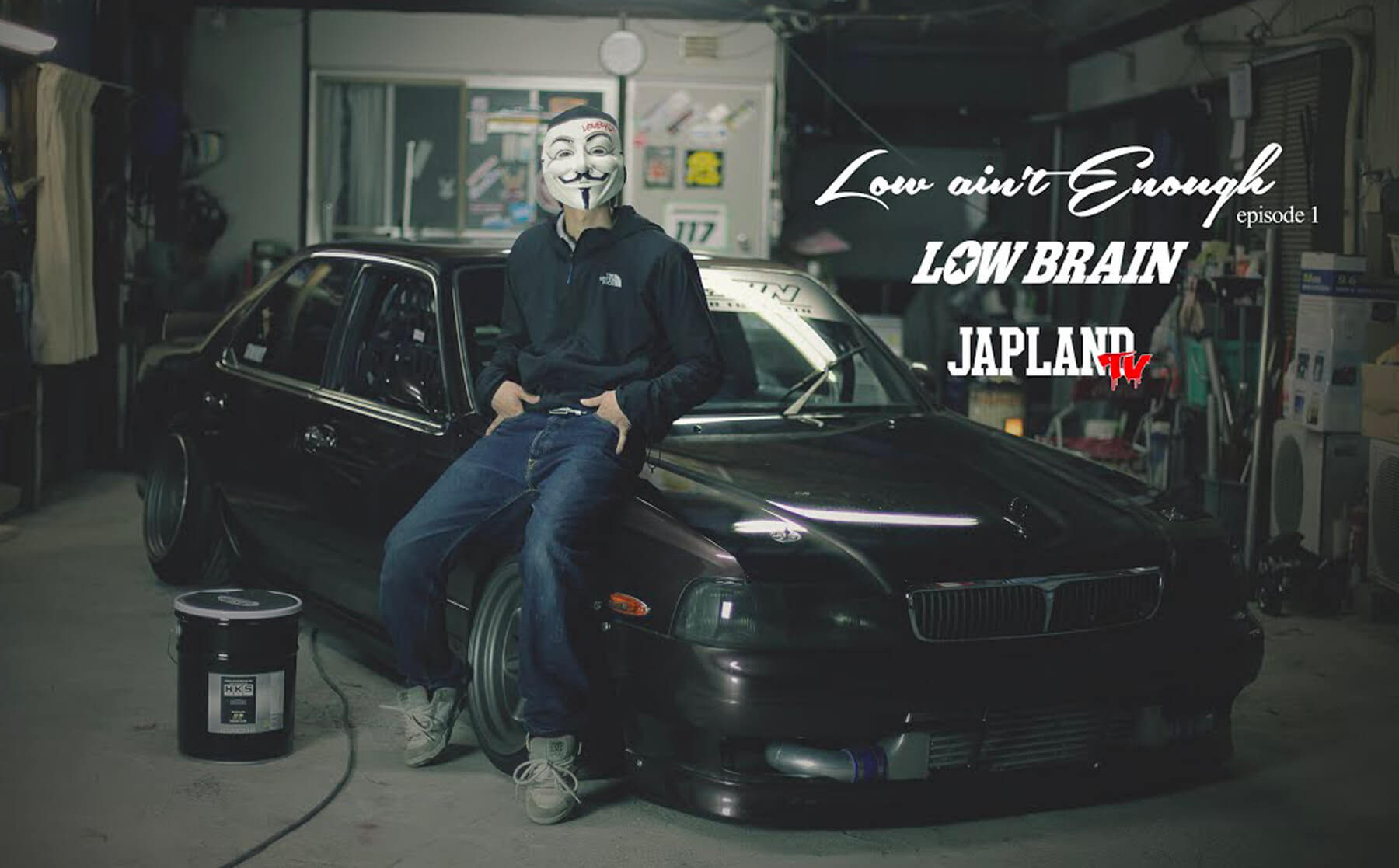 SC Films Low ain't enough episode 1 - LOWBRAIN