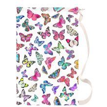 Couture Butterflies Laundry Bags