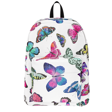 Couture Butterflies Backpack