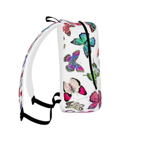 Couture Butterflies Ergonomic Backpack