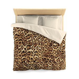 Leopard Everyday Duvet Cover