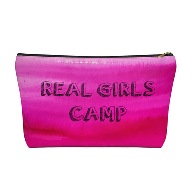 Real Girls Camp Toiletry Pouch
