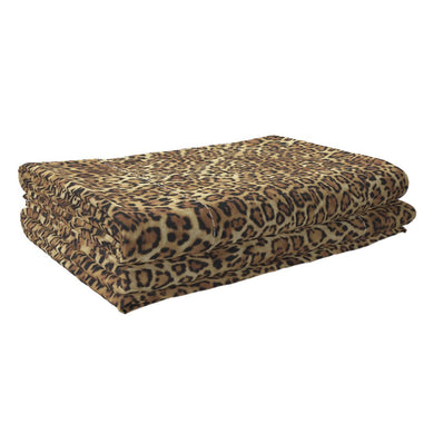 Leopard LUXE Sheet Set