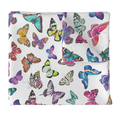 Couture Butterflies LUXE Duvet Cover