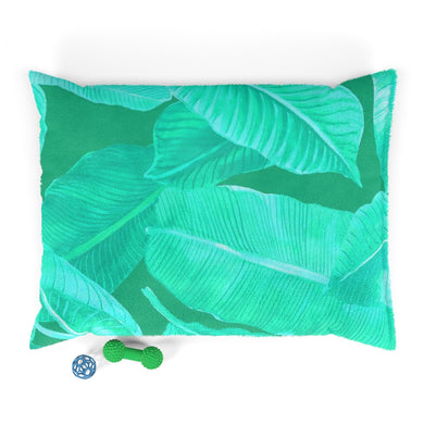 Electric Palms Pet Bed