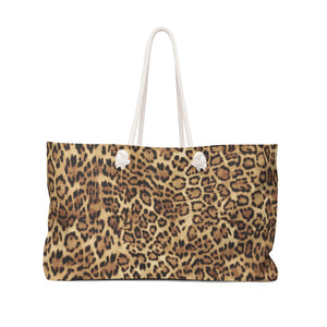 Leopard Beach & Pool Tote Bag