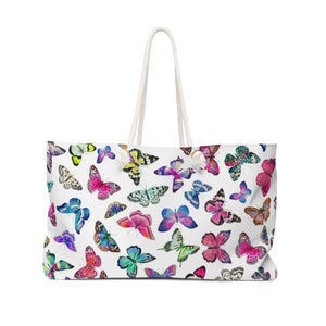 Couture Butterflies Beach & Pool Tote Bag