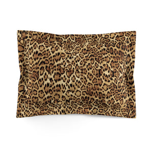 Leopard Everyday Pillow Sham