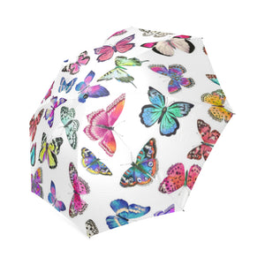 Couture Butterflies Foldable Umbrella