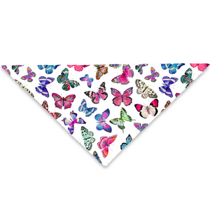 Couture Butterflies Pet Bandana