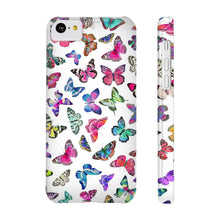 Couture Butterflies Case Mate Slim Phone Case