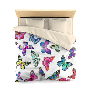 Couture Butterflies Everyday Duvet Cover