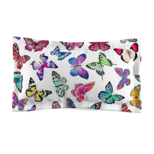 Couture Butterflies Everyday Pillow Sham