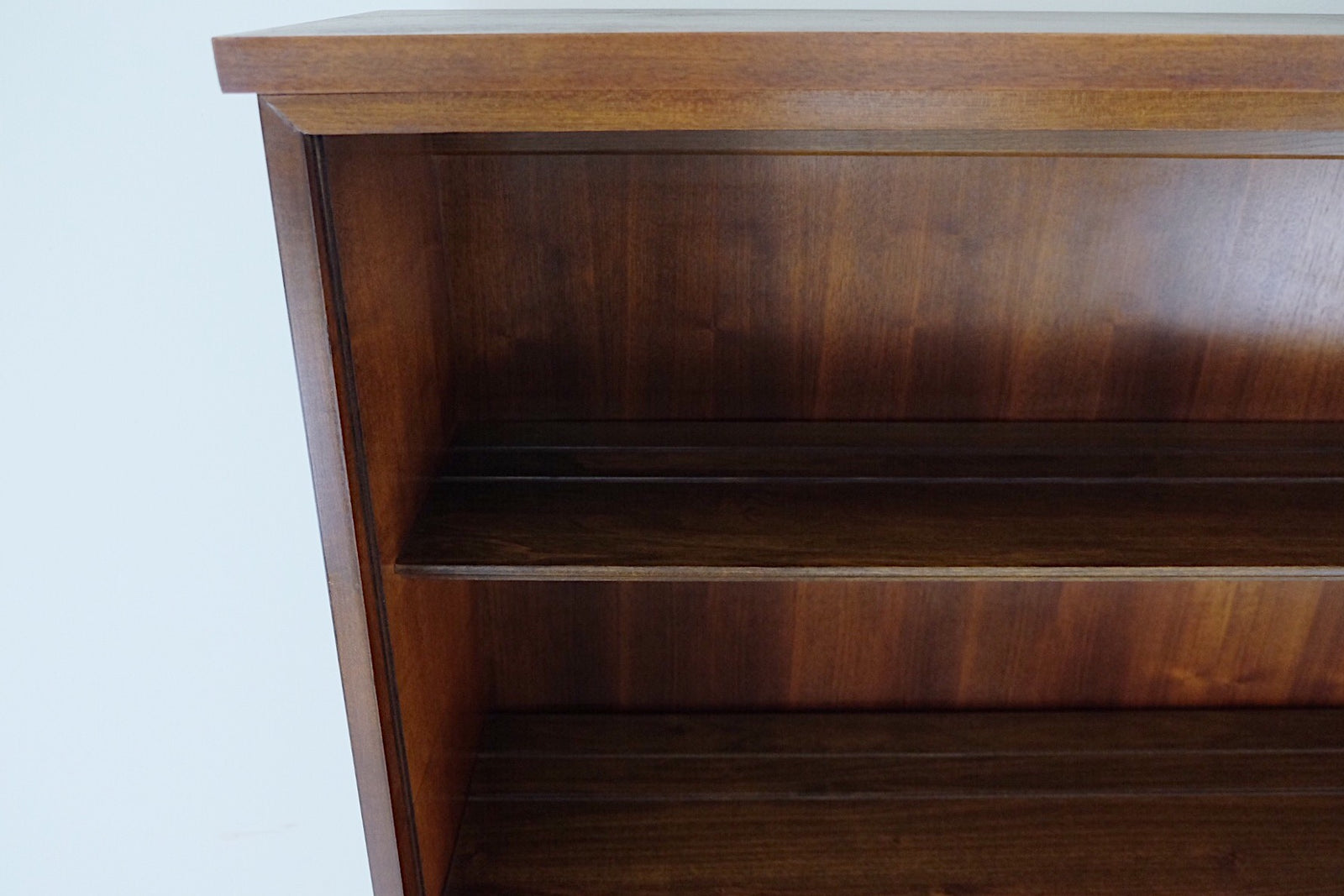 Mid Century Modern Hutch Three Shelves Three Drawers Two Cabinets Super Storage