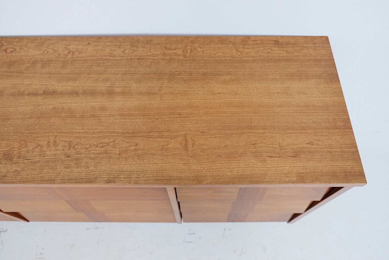 Ward Low Chest of Drawers Mid Century Modern Louvered