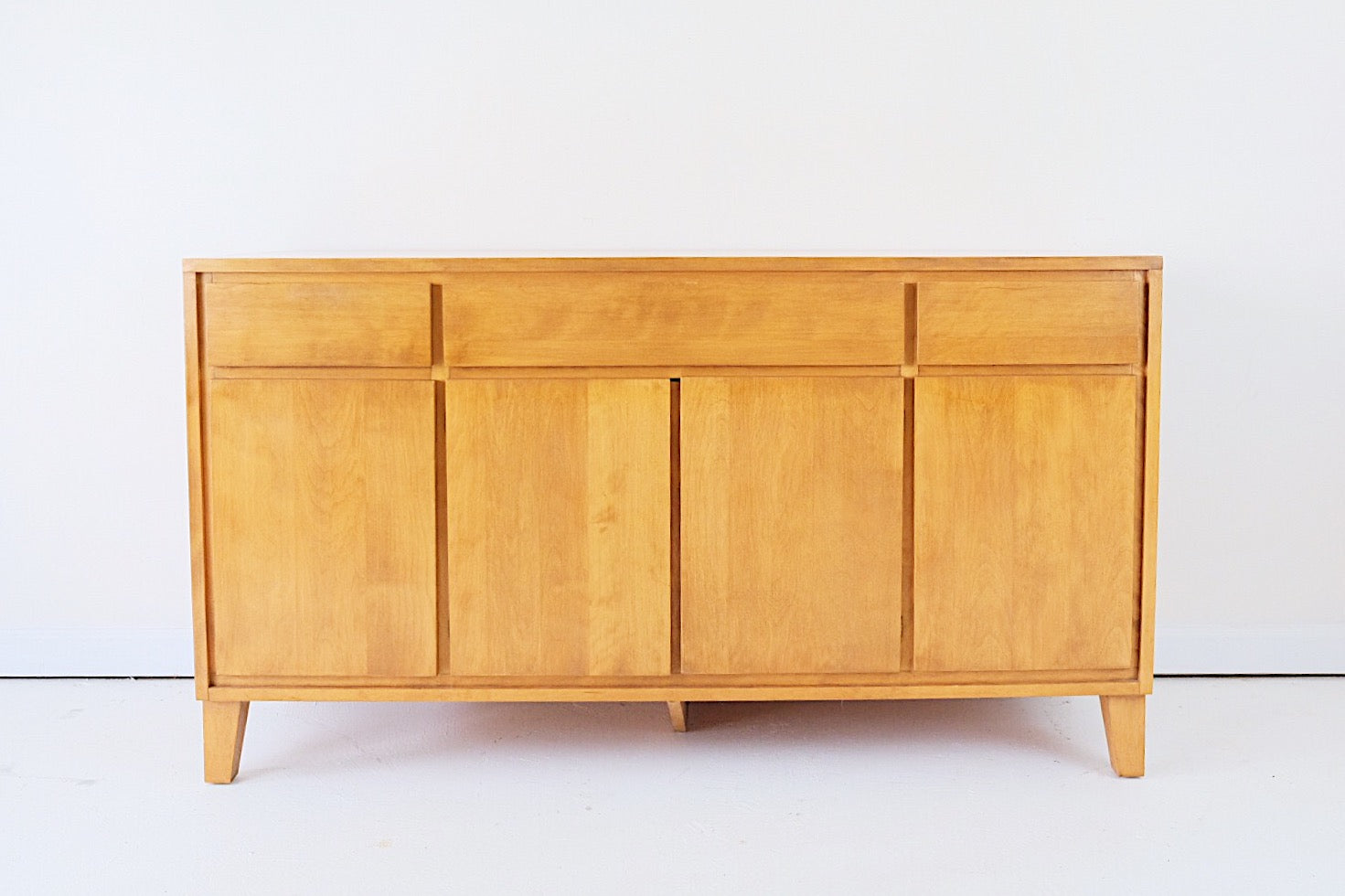 Leslie Diamond for Conant Ball ModernMates Sideboard Mid Century