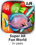 Super AR Fun World game app