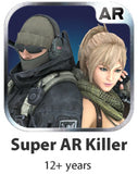 Super AR Killer game app