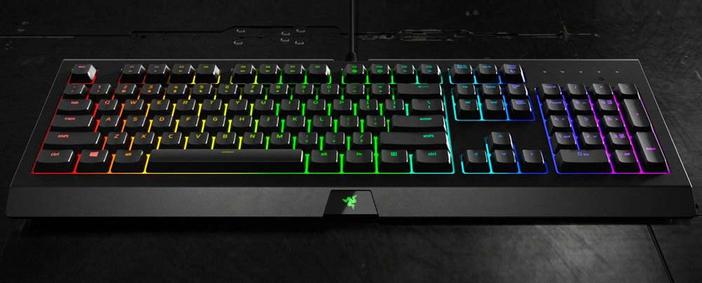 Razor Cynosa Gaming Keyboard