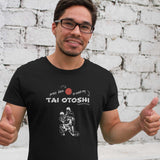 Judo T-Shirt Tai Otoshi Press Here - JudoShop.com