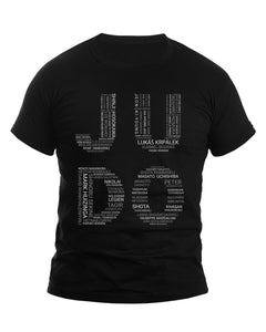 JUDO Male Olympic Winners Men's Tshirt