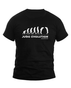 Judo Respect Evolution Men's Tshirt - JudoShop.com