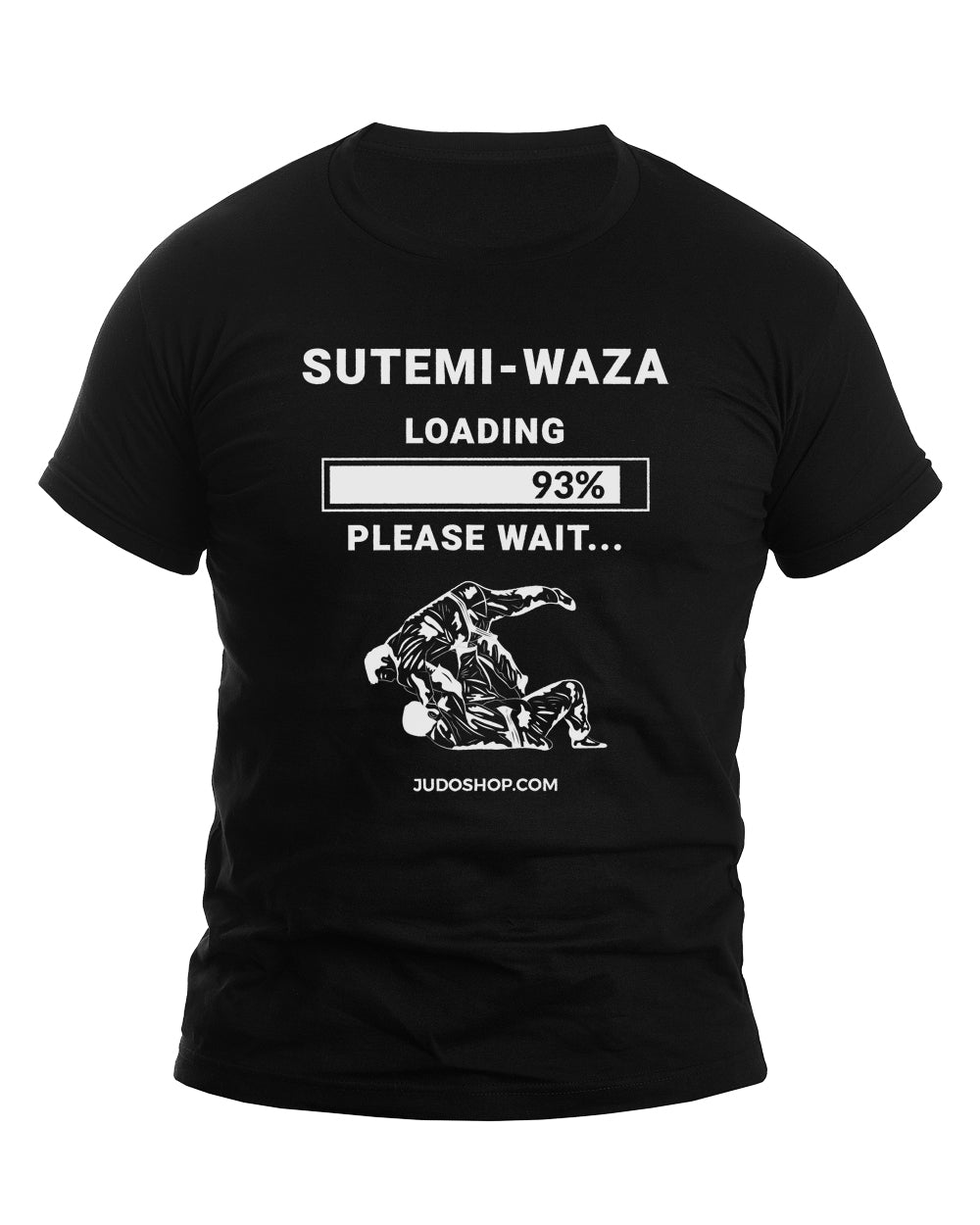 Judo T-Shirt Sutemi Waza Progress Bar - JudoShop.com