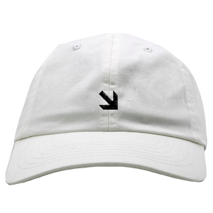 Arrow Tour Dad Hat [White]