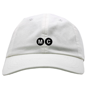 MC Tour Dad Hat [White]
